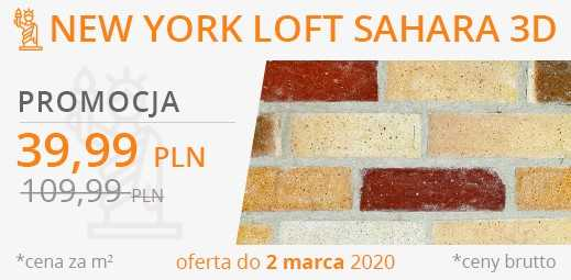 new york loft sahara 3d